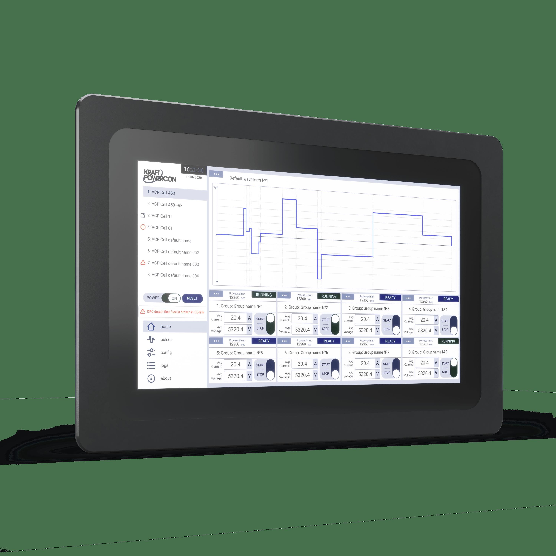 ModuPulse Touch Control