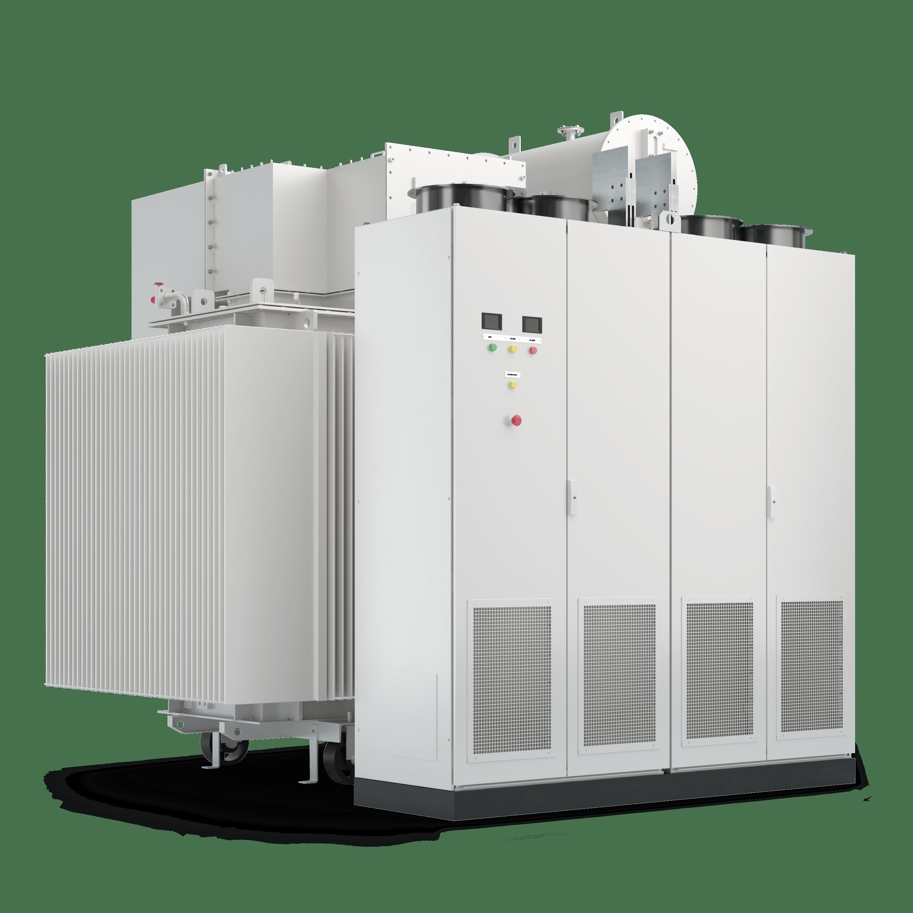 PowerKraft Rectifier for Hydrogen Production